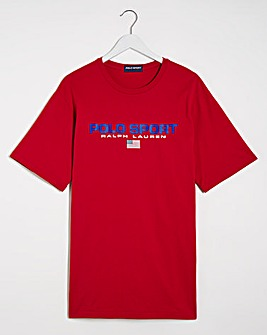 Polo Ralph Lauren Short Sleeve Polo Sport T-Shirt