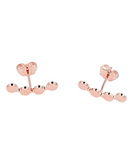 Mya Bay Bubble Love Bubble Earrings