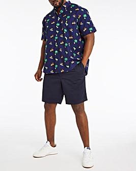 Polo Ralph Lauren Short Sleeve Printed Oxford Shirt