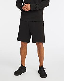 BOSS Black Casual Logo Sweat Short