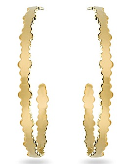 Mya Bay Large Bubble Earrings