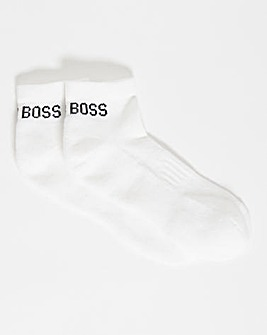 BOSS 2 Pack Ankle Sports Sock