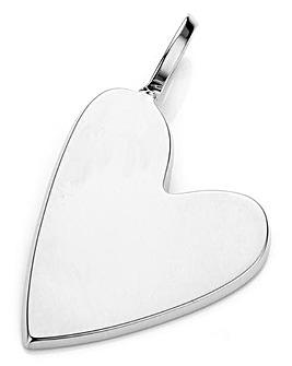 Mya Bay Large Heart Charm