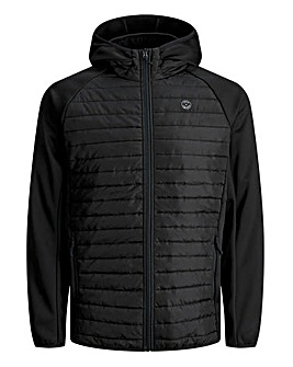 Jack & Jones Multi Quilted Jacket