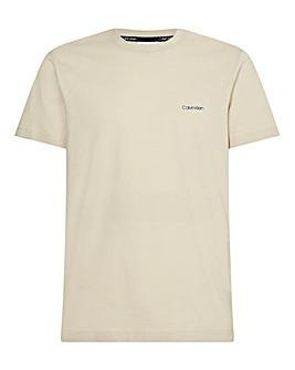 Calvin Klein Short Sleeve Chest Logo T-Shirt