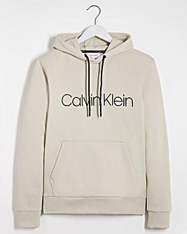 Calvin Klein Cotton Logo Hoodie