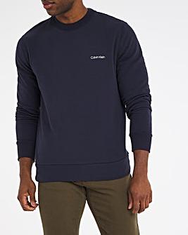 Calvin Klein Small Chest Logo Sweatshirt