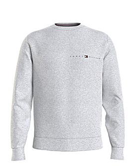 Tommy Hilfiger Essential Crew Sweat - Grey