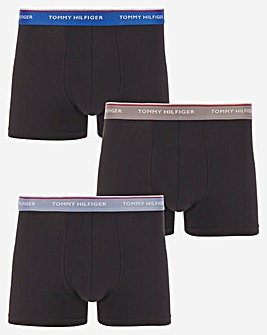 Tommy Hilfiger 3 Pack Premium Big & Tall Trunk