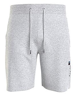 Tommy Hilfiger Grey Essential Sweat Short