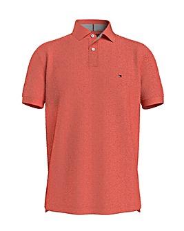 Tommy Hilfiger Peach 1985 Short Sleeve Polo