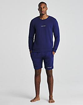Calvin Klein Lounge Jersey Crew Sweat