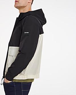 Calvin Klein Crinkle Nylon Windcheater Jacket