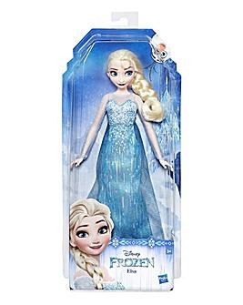 Disney Frozen Classic Doll - Elsa