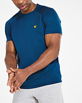 Lyle & Scott Sport Core Raglan T-Shirt - Blue