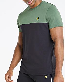 Lyle & Scott Sport Colourblock T-Shirt