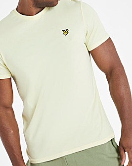 Lyle & Scott Classic SS T-Shirt - Lemon
