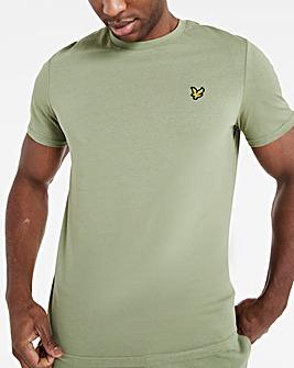 Lyle & Scott Classic SS T-Shirt - Moss