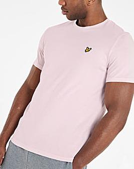 Lyle & Scott Classic SS T-Shirt - Pink