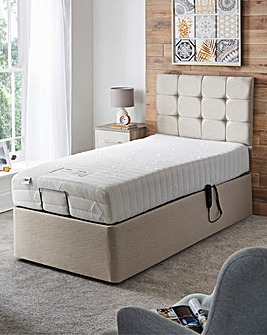 MiBed Cassidy Memory 1000 Adjustable Bed