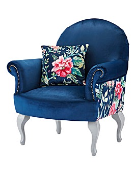 Joe Browns Floral Accent Chair