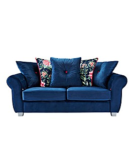 Joe Browns Floral Pillow 2 Seater Sofa