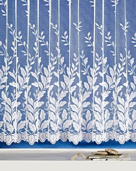 Jade Brise Bise Net Curtain
