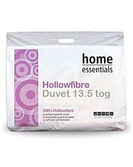 Any Tog One Price Fibre Duvet 13.5 Tog