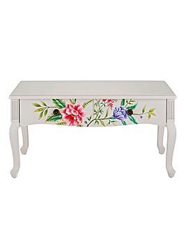 Joe Browns Floral Coffee Table