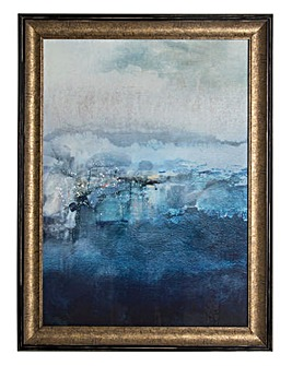 Graham & Brown Abstract Framed Canvas