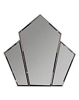 Voiste Angular Mirror Silver