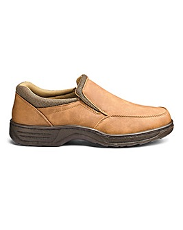 Cushion Walk Slip On Outdoor Shoes Wide