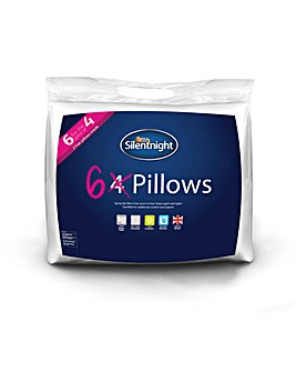 Silentnight Microfibre Pillows -6