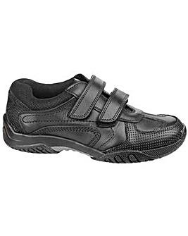 Hush Puppies Jezza Junior Boys Shoe