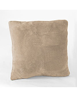 cascade home large microfleece cushion