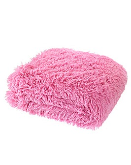 Catherine Lansfield Fluffy Throw