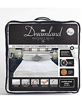 Dual Control Electric Blanket-Superking