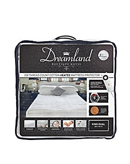 Dual Control Electric Blanket - Kingsize