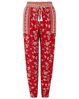 Monsoon Priscilla Print Trouser