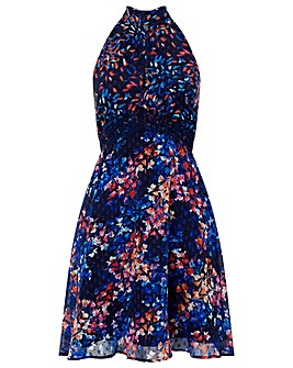 Monsoon Nina Print Non Fit Dress