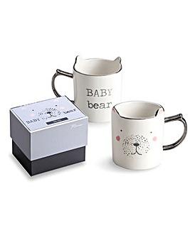 Rosanna Baby Bear 6oz Mug