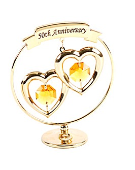 Crystocraft 2 Hearts 50th Anniversary