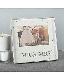Amore Mr & Mrs Crystal Frame