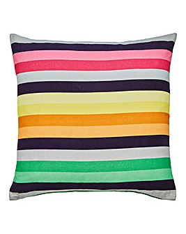 Jungle Striped Cushion