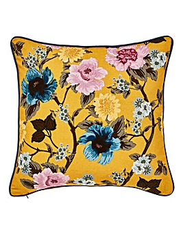 Archive Floral Vine Cushion
