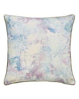 Dreamy Cloud Piped Edge Cushion