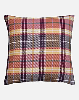 Joe Browns Check Print Oversized Cushion