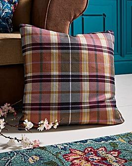 Joe Browns Check Print Oversized Cushion
