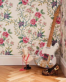 Joe Browns Floral Trail Wallpaper