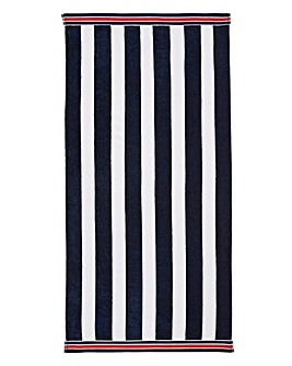 Jumbo Stripe Beach Towel